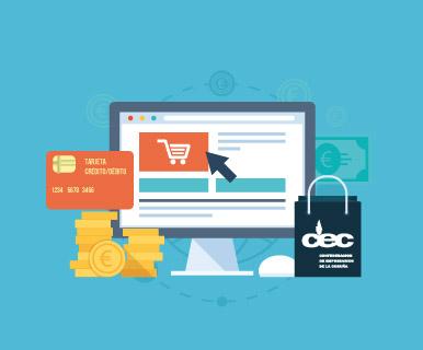 Métodos de pago Ecommerce CEC